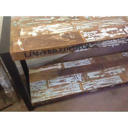 K42-DSC007963 indian furniture console table industrial limited edition