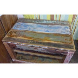 K54-IMG_8473 indian furniture coffee table rustic distressed