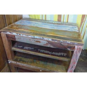 K54-IMG_8473 indian furniture coffee table rustic paint