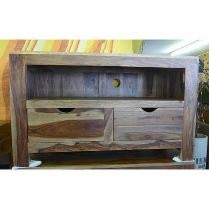 K56-zen560 indian furniture tv unit sheesham drawers interesting