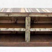KH6-PIC-01 Indian Furniture TV Unit Reclaimed