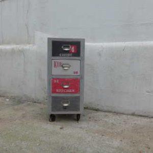 P1170398 - industrial 4 drawer unit far