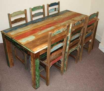 k45-rd180+dsc02474(6)-5 indian furniture dining set reclaimed eye catching