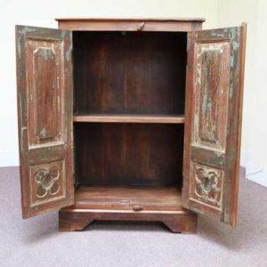 k48-dsc00477 indian furniture cabinet old internal