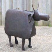 k49-dsc00569 indian gift unusual cow moo