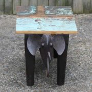 k49-dsc00718 indian furniture unusual table elephant square