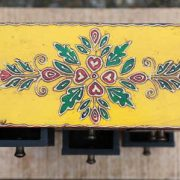 k51-IMG_4743 indian accessories handpainted yellow top