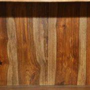 k52-R3979 indian furniture bookcase sheesham light brown dark brown