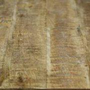 k53-563 indian furniture small sideboard mango rustic finish