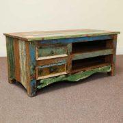 k53-IMG_8427 indian furniture tv unit reclaimed vibrant