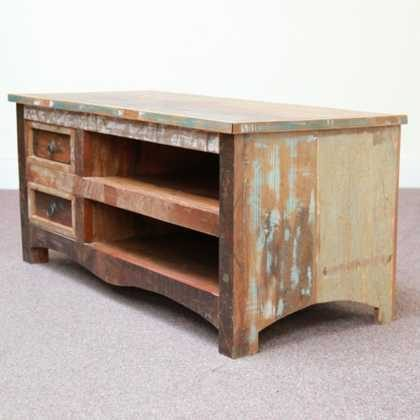 k53-IMG_8427 indian furniture tv unit reclaimed rustic finish