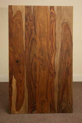 k53 indian furniture coffee table sheesham kota 120x70 grain