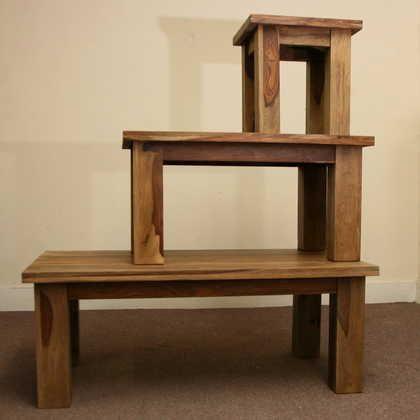 k53 indian furniture coffee table sheesham kota indian rosewood