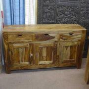 k56-zen-518 indian furniture sheesham sideboard grain