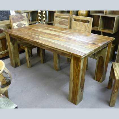 kota sheesham large dining table jugs indian furniture uk. Black Bedroom Furniture Sets. Home Design Ideas
