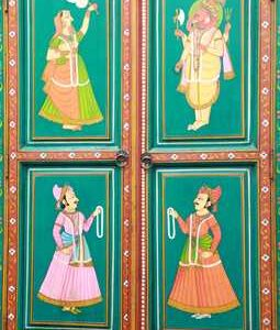 k59-img_3928 indian furniture cabinet hand painted doors