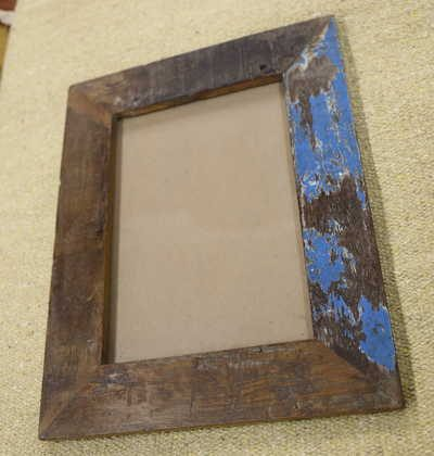 k59-img_9877 indian gift photo frame picture wooden blue side