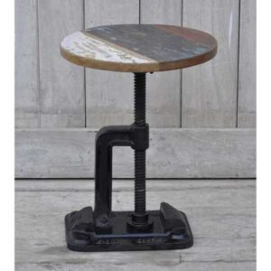 kh10-m-8181 indian furniture table industrial