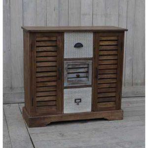kh10-m-8811 indian furniture cabinet rustic
