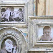 kh10-m-9246 indian wood photo frame close
