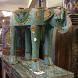 kh11-RS-56-indian-furniture-hand-painted-elephant-side-table-c