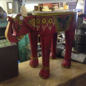 kh11-RS-56-indian-furniture-hand-painted-elephant-side-table-d