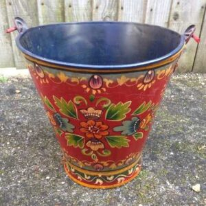 kh11-RS-88-indian-furniture-hand-painted-bucket-6