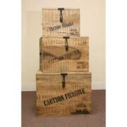kh5-m1701 indian furniture boxes industrial set of 3