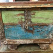 kh7 kr 47 indian furniture storage trunk reclaimed front