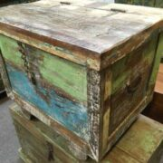 kh7 kr 47 indian furniture storage trunk reclaimed right