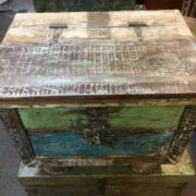 kh7 kr 47 indian furniture storage trunk reclaimed top 2