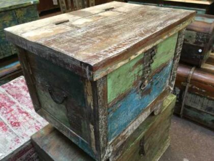 kh7 kr 47 indian furniture storage trunk reclaimed left 2