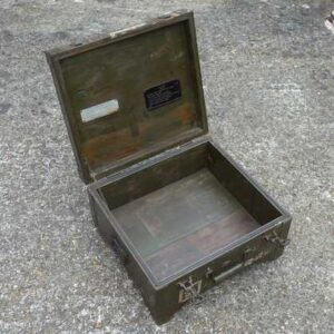 kh7-kr-70b indian furniture box storage military original open