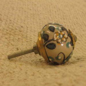 n0249l indian accessory knob unusual