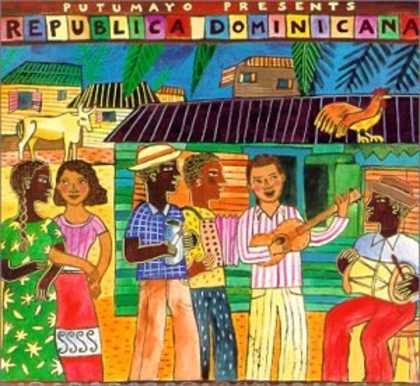 put162 putumayo world music republica dominicana
