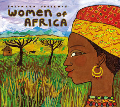 put223 putumayo world music women of africa