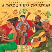 put285 putumayo world music a jazz and blues christmas