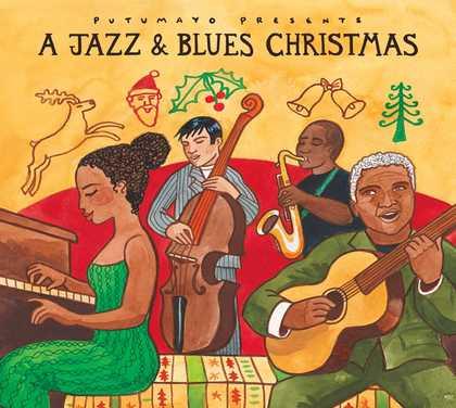 put285 putumayo world music a jazz and blues christmas