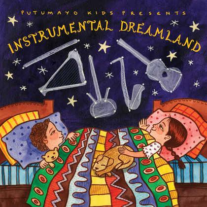 put316-putumayo world music instrumental dreamland
