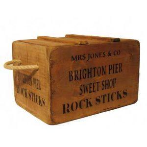vintage chest brighton pier 2628-p