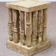 kh11-RS-39-c indian furniture wood stool side table