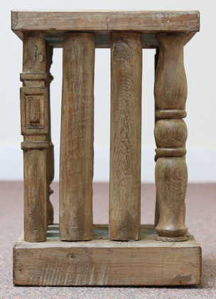 kh11-RS-39-c indian furniture wood stool side table side