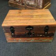 kh8 M 4441 indian furniture trunk storage medium