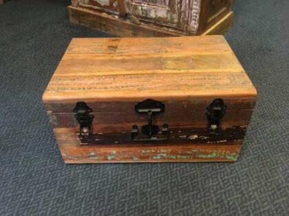 kh8 M 4441 indian furniture trunk storage medium