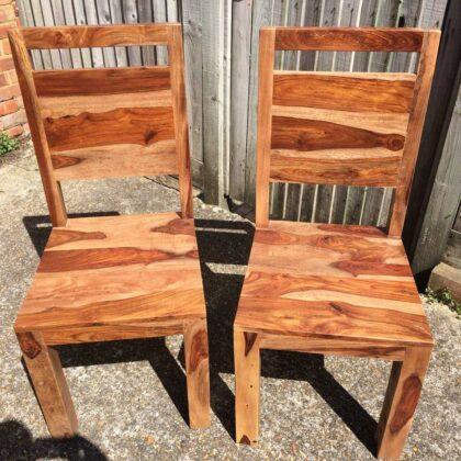 indian furniture chair dining sheesham rosewood main