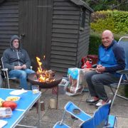K62-img_8003 indian garden kadai fire pit bowl stand camping bbq original burning