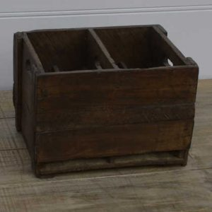 k13-RSO-18 indian bottle crate vintage wooden beer rustic