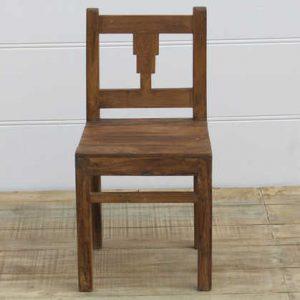k13-RSO-20 indian furniture chair mini wooden art deco