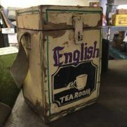 kh14-rs18-072 indian furniture charity collection box english tea