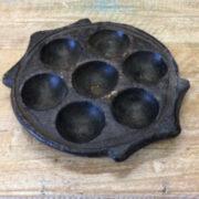kh18 016 indian furniture idli plate stone 3